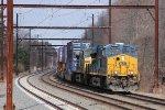 CSX 3361 leads Q272